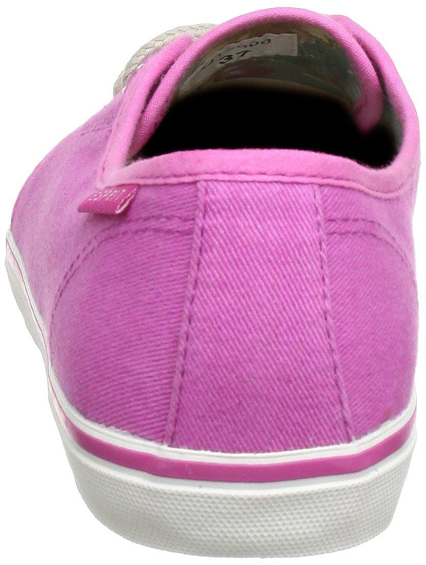 ESPRIT Nita Lace Up Q13000 Damen Sneaker Sneaker Sneaker Pink (Rose Violet 666) c8f30e