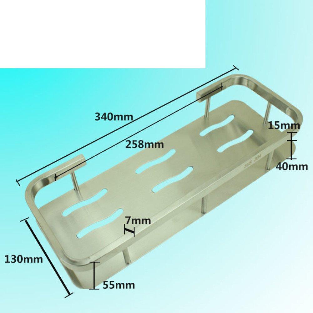 Stainless steel triangular basket/Double-pod/shelf /Bathroom corner ...