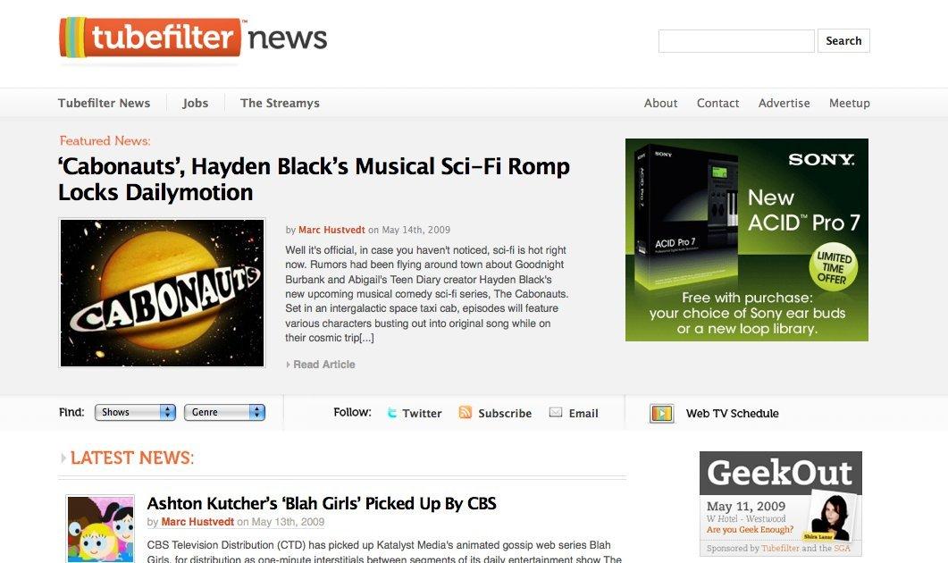 Amazon com: Tubefilter News: Inc  Tubefilter: Kindle Store