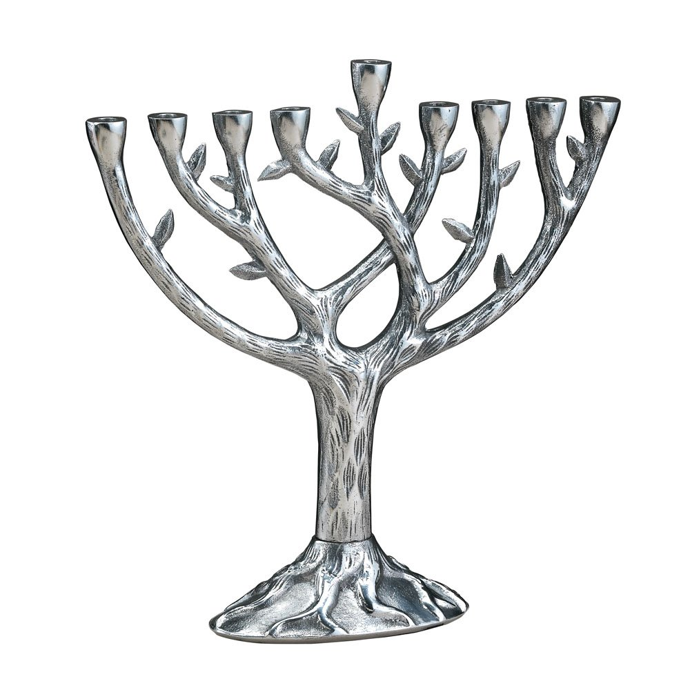 Rite Lite Tree of Life Chanukah Menorah by Rite Lite