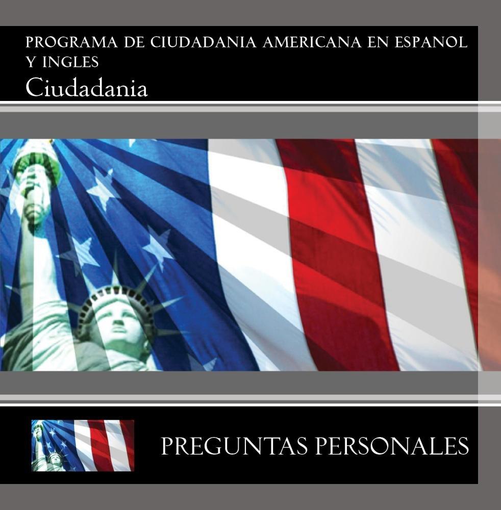 Programa de Ciudadania Americana en Espanol y Ingles