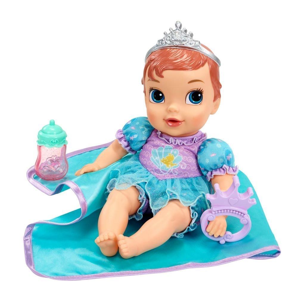 [マイファーストディズニープリンセス]My First Disney Princess Disney Princess Ariel My First Bedtime Baby Doll LYSB00OTWMDBE-TOYS [並行輸入品]   B00OTWMDBE
