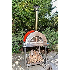 Wood Burning Pizza Oven Commercial