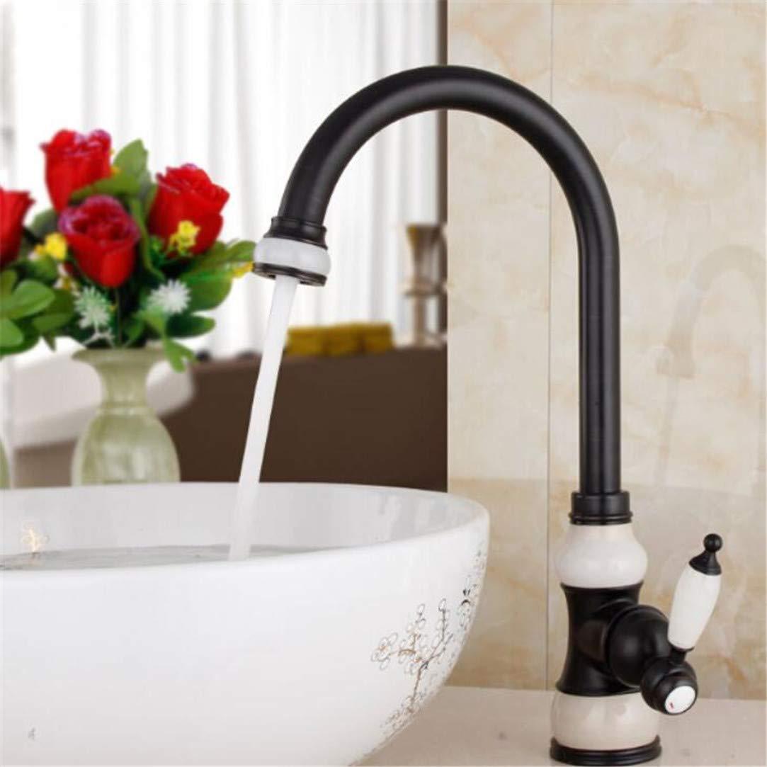 Wasserhahn Waschtischmischer  Torneira Cozinha Aus Messing Mit Küchenarmatur Aus Marmor Mit Goldgriff Becken-Spültischmischer Mit Wasserhahn