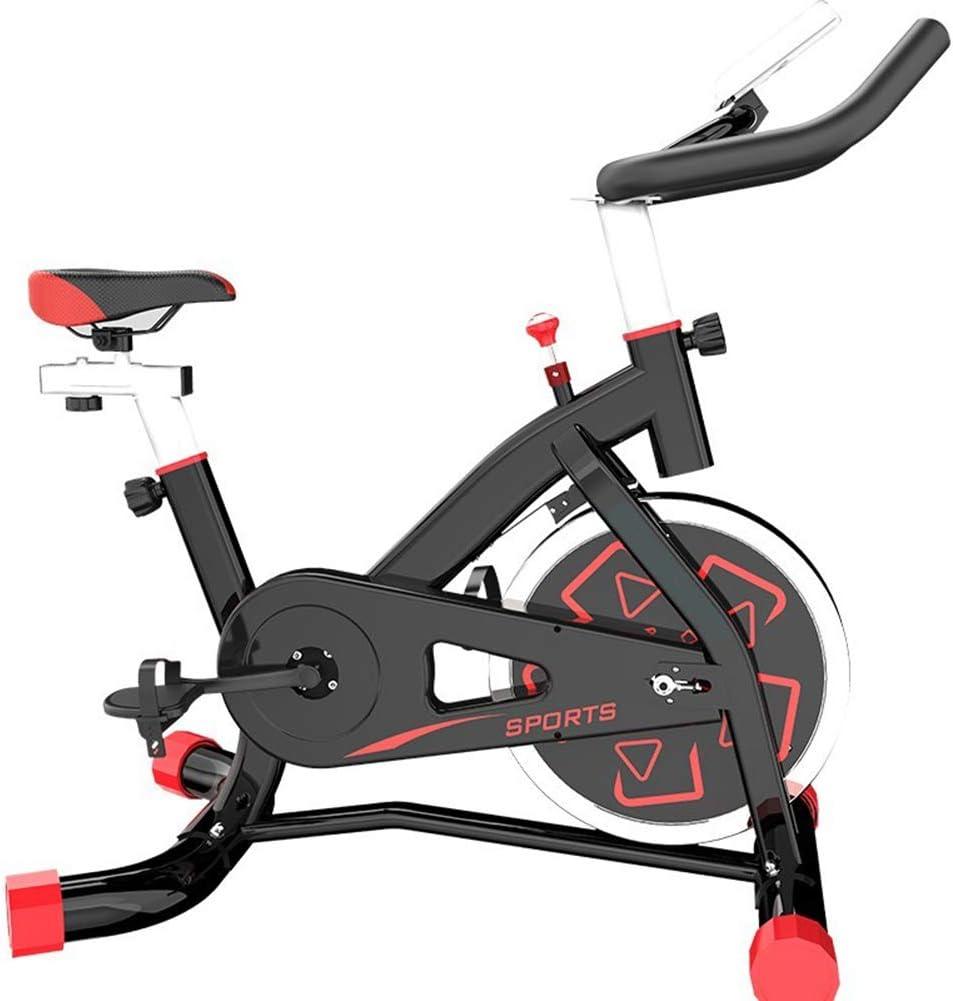 HLEZ Bicicleta Spinning Indoor, con App Control para Smartphone ...