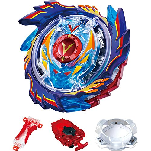 [Young Toy]Beyblade Burst B-76 God Entry Set with Bound Blade Burst Your Opponent Attack Type + Toy Sanitizer