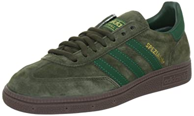 adidas Originals Spezial G63224, Unisex-Erwachsene Sneaker, Grün  (OAK DRKGRN  4d778beed4