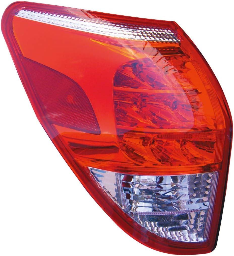 for Toyota RAV4 TO2819127 2006 to 2008 New Tail Light Passenger Side