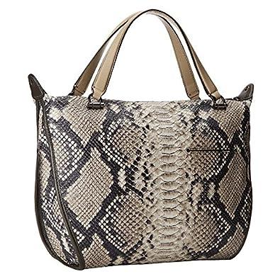 fe90cd0e24cb Amazon.com  Coach 32682 Madison Smythe Satchel in Diamond Python Leather   Shoes