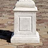 Design Toscano Larkin Arts and Crafts Architectural Plinth
