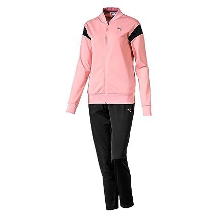 vente chaude pas cher nouveaux produits pour nouveau style de vie Puma Classic Tricot Suit OP Survêtement Femme: Amazon.fr ...