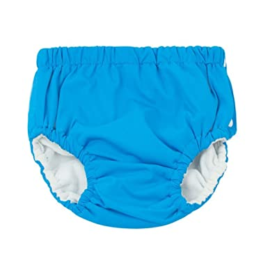 Enfants Ch/éris Baby Reusable Swim Diaper Toddler Boys Girls Side Snap Swimsuit Diaper Cover