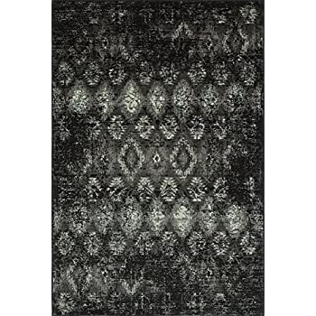 Amazon Com Super Area Rugs Black Rug Southwestern 4 Foot
