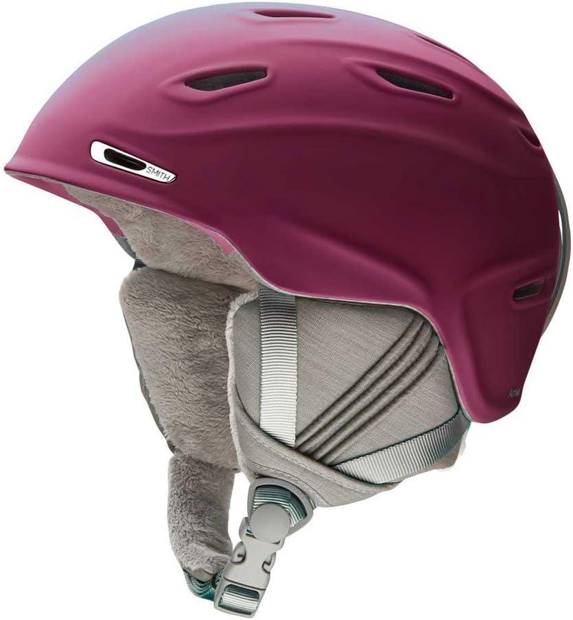 SMITH OPTICS(スミス)アライバル スノーヘルメット スキー スノーボード ARRIVAL MATTE_GRAPE Large