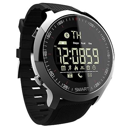 Amazon.com: JBAG-one Smart Watch Sport Waterproof pedometers ...