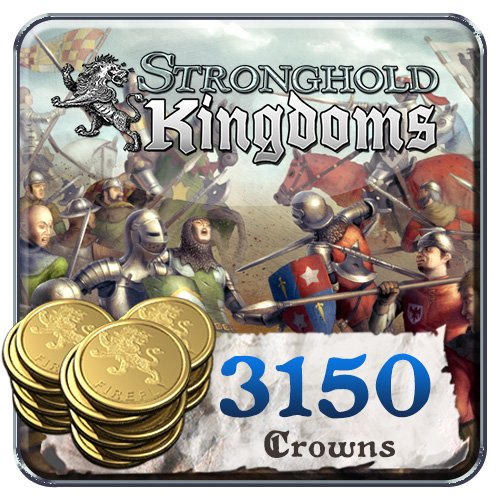 3150 Stronghold Kingdoms Crowns: Stronghold Kingdoms [Instant Access] by FireFly Studios