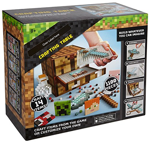 Minecraft Crafting Table by Mattel (Image #4)
