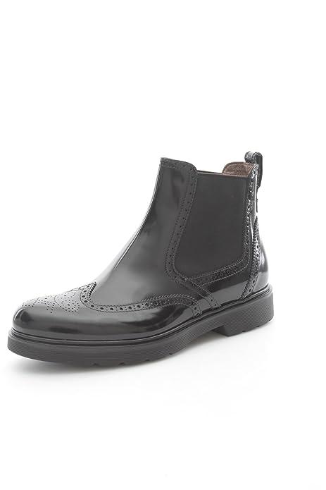 4326931cd3 Nero Giardini Botas Para Hombre Negro Negro 42  Amazon.es  Zapatos y  complementos