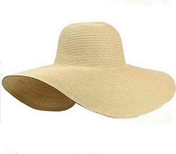 V-SOL Sun Hats   Sombrero De Playa Para Mujeres Plegable Con Ala Ancha – c7a5bfa17b8