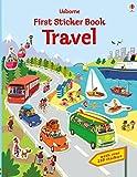 First Sticker Book Travel (First Sticker Books)