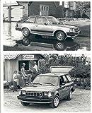 1981 Mercury Lynx Station Wagon Hatchback Factory Photo