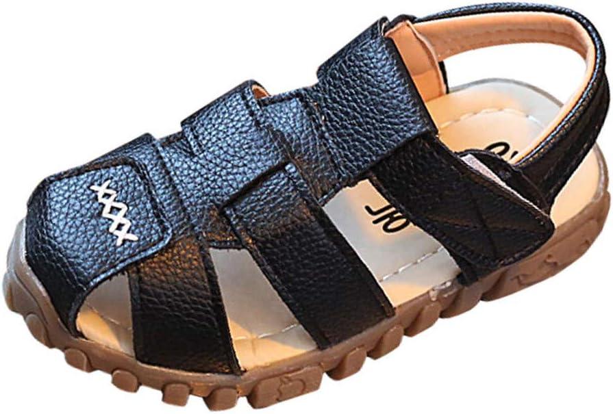 ❤️ Sunbona Baby Kids Fashion Sneaker Children Boys Girls Summer Casual Sandals Shoes Breathable Ballet Sandals