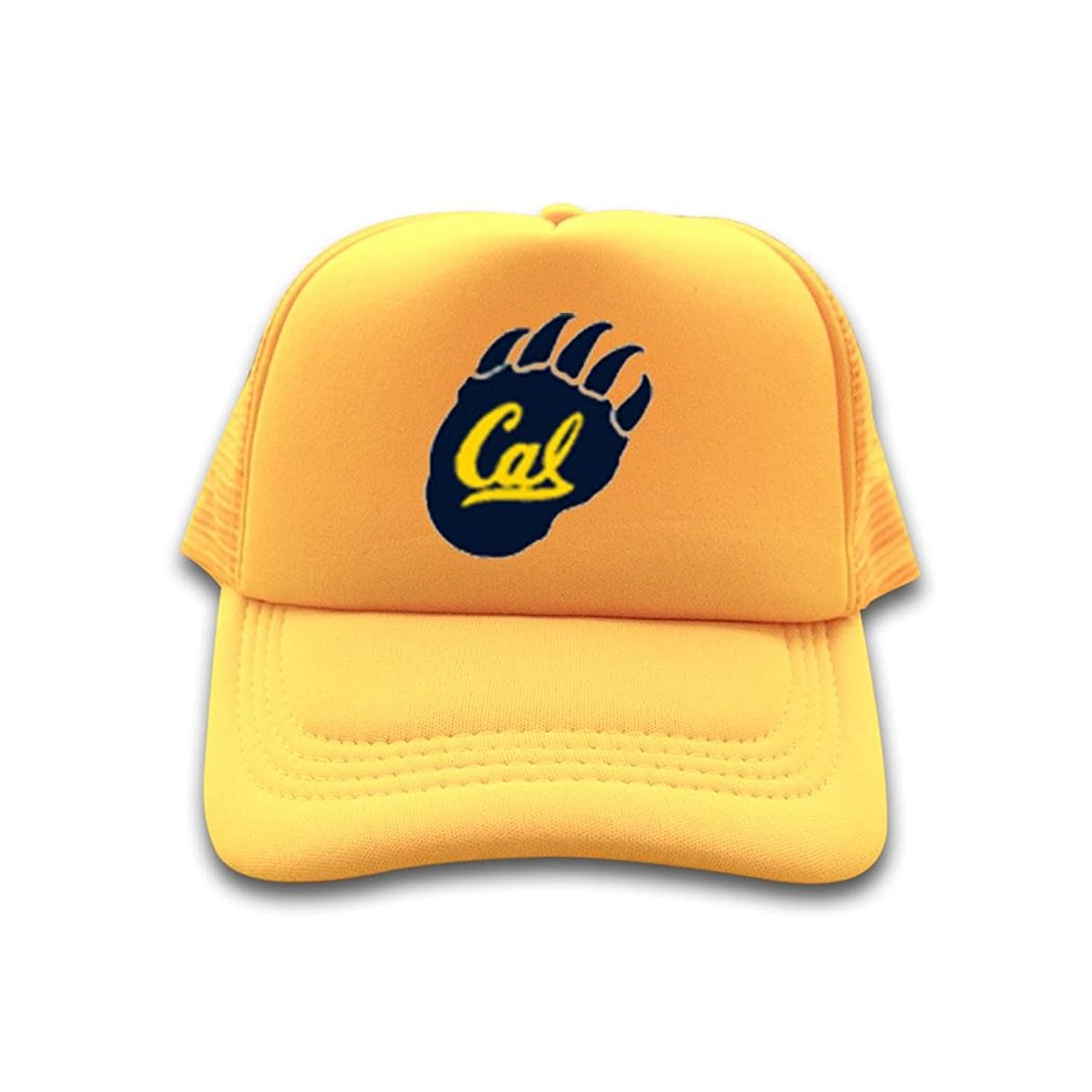 Hot Mesh Trucker Hats NCAA 2016 Cal Bears Logo Special breathable Sun caps