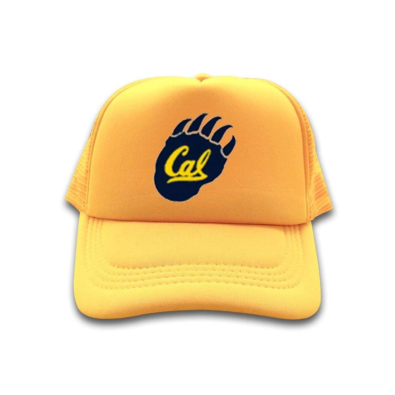 Hot Mesh Trucker Hats NCAA 2016 Cal Bears Logo Special breathable Sun caps