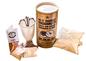 Do It Yourself Mini Doughnut Making Kit
