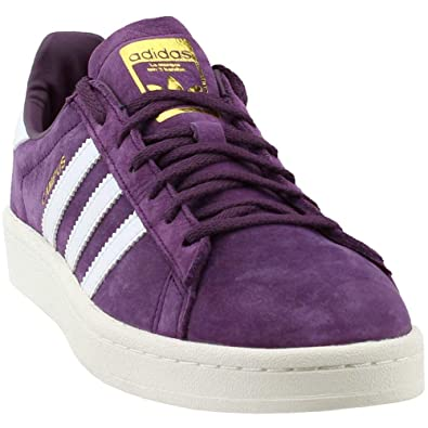 2a9877b9ba500 adidas Womens Campus Casual Athletic & Sneakers Purple