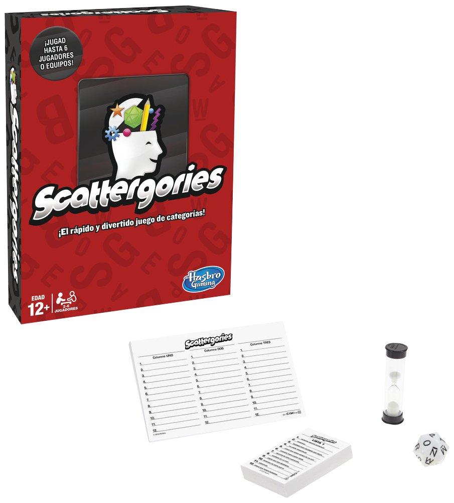 Hasbro Gaming Hasbro C1941105 Scattergories