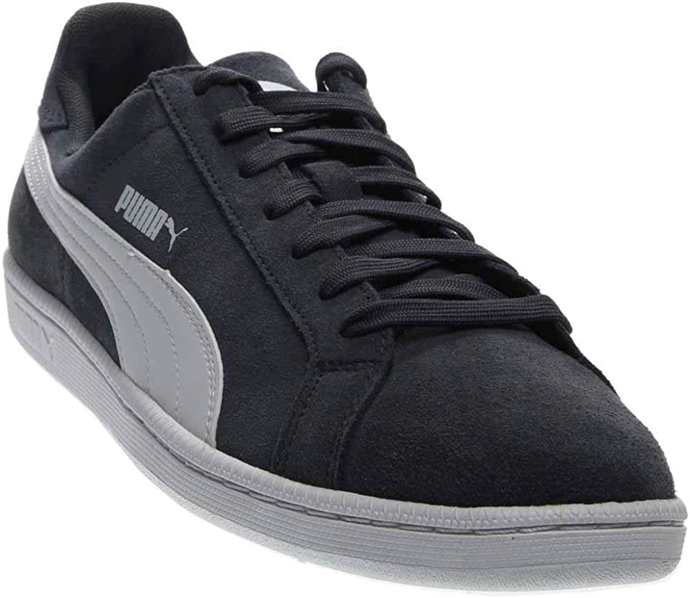 PUMA Men's Smash Suede Lthr Fashion Sneaker