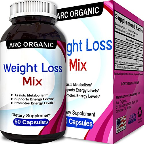 Garcinia Cambogia Weight Loss Supplement With Pure Green Tea  Green Coffee Bean  Raspberry Ketones Diet Pills For Women And Men Natural Carb Block Fat Burn Appetite Suppressant