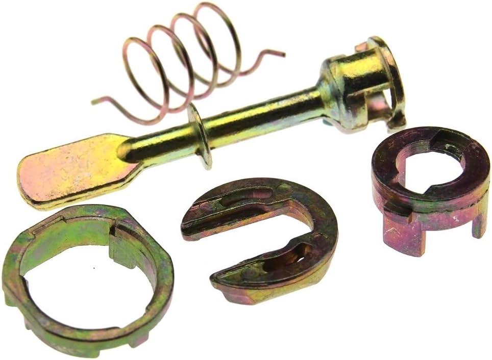 Kit de reparación de la cerradura (bombín y tirador) de la puerta ...