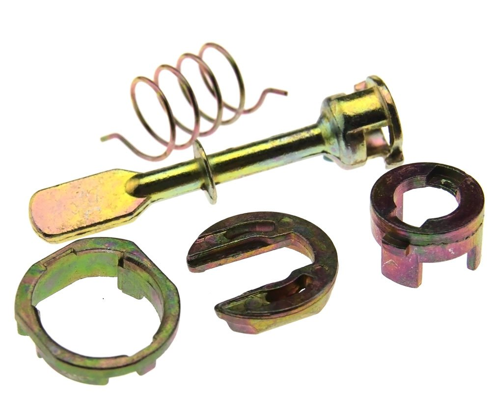 Kit de reparació n de la cerradura (bombí n y tirador) de la puerta delantera derecha, 6N0837223A Micro Trader