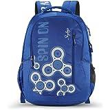 Skybags Bingo 31.878 Ltrs Blue School Backpack (SBBIN03BLU)