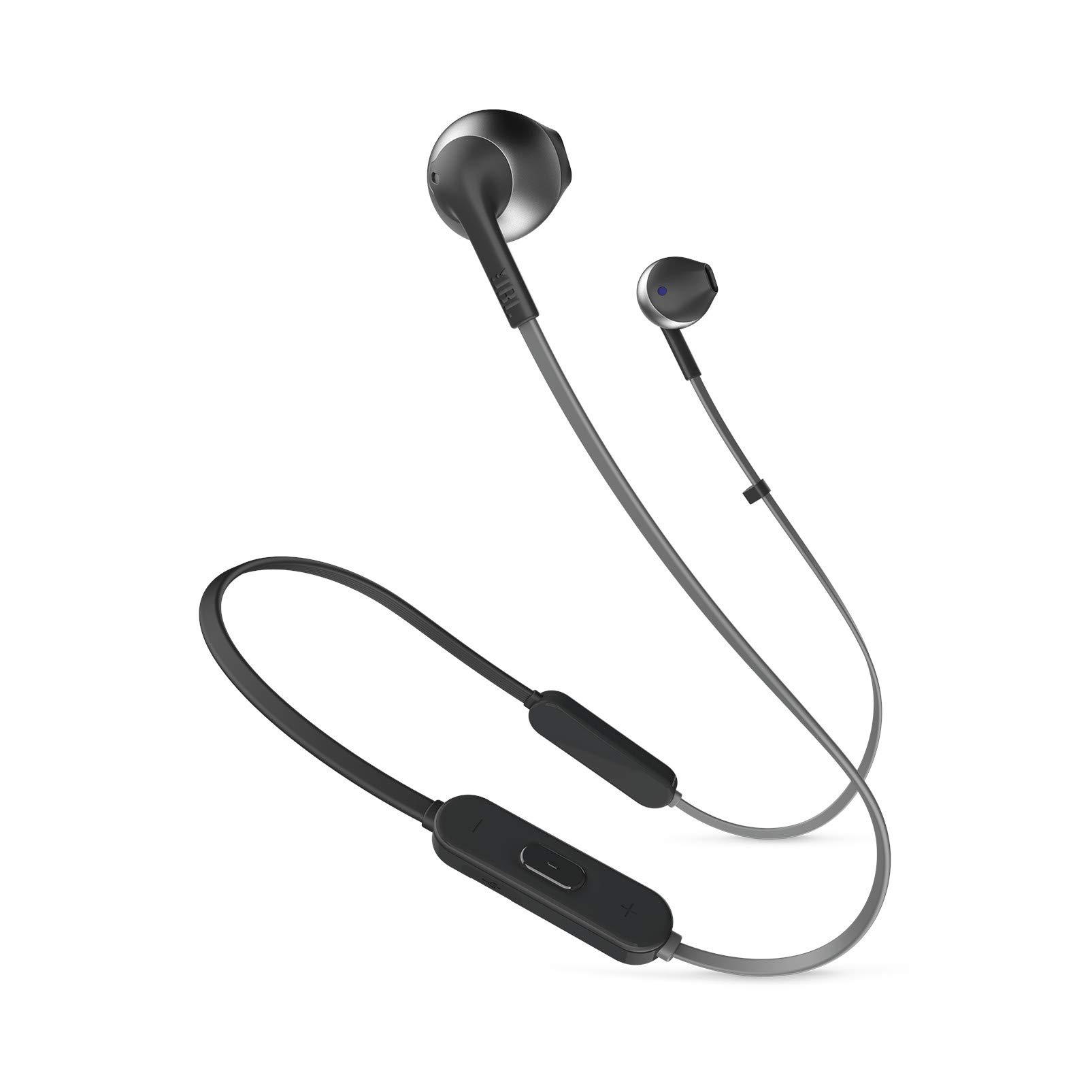 JBL TUNE 205BT - In-Ear Wireless Bluetooth Headphone - Black
