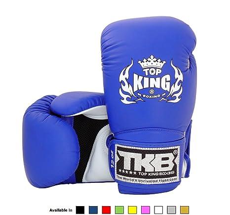 Top King Guanti da Muay Thai, MMA o box, modello Super Air