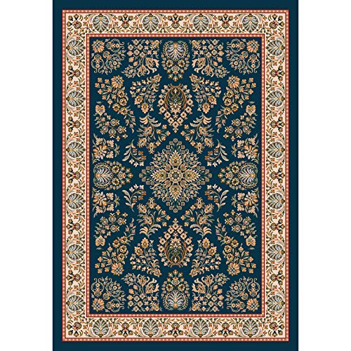 Milliken 4000054961 Pastiche Collection Halkara Candle Area Rug 10'9