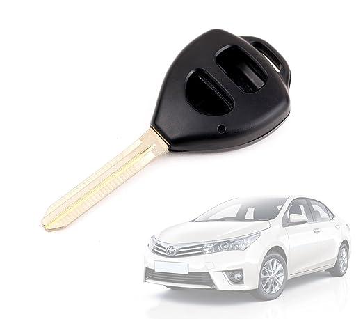 2 opinioni per Cover guscio per chiave a distanza a 2 tasti per telecomando compatibile Toyota