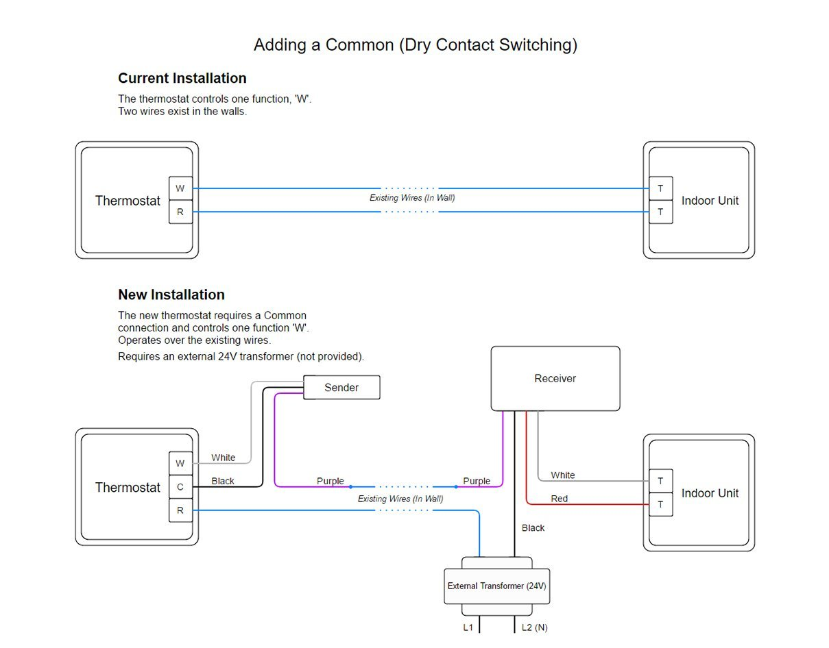 Customer Questions Answers Transformer Wiring Diagram For Thermostat