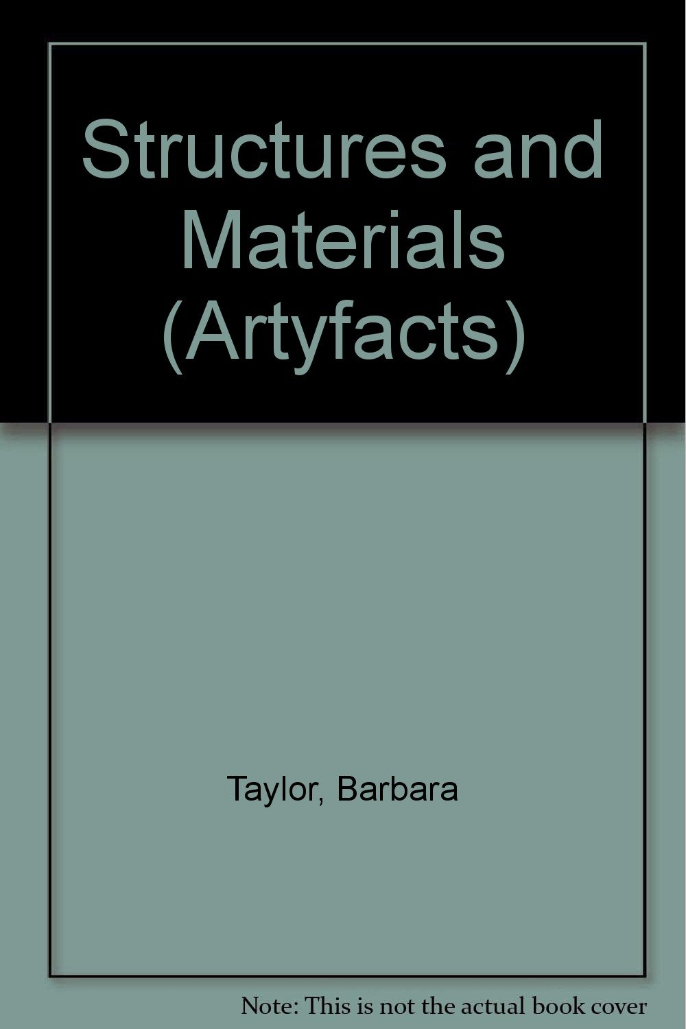 Structures and Materials (Artyfacts)