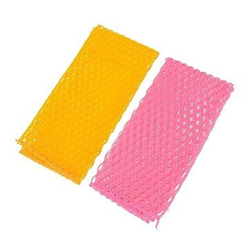 SuxiDi® - Esterilla de red de lavado de platos, sin olor, secado rápido, perfecto para lavado de platos, 2 unidades: Amazon.es: Hogar