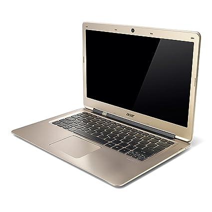 """Acer Aspire 391-73514G12add 1.9GHz i7-3517U 13.3"""" 1366 x 768Pixeles Oro"""