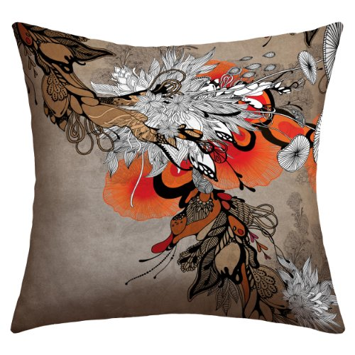 Deny Designs Iveta Abolina Sonnet Outdoor Throw Pillow, 18 x 18