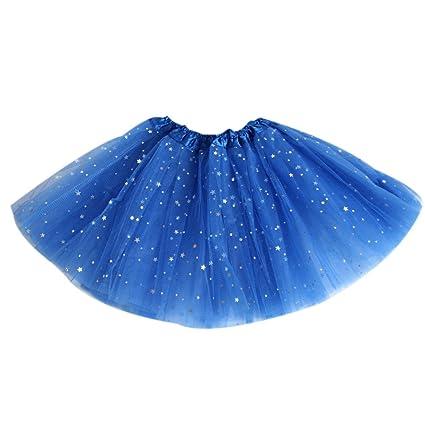 OHQ Vestido De Ballet Tutú Petticoat Bowknot Pettiskirt Falda De ...