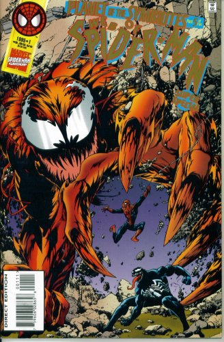 Web of Spider-Man Super Special #1 : Mortal Victory (Planet of the Symbiotes - Marvel Comics) -