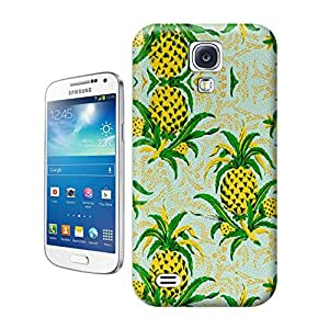 lincase yellow ananas deluxe Tpu material hard case cover for Samsung Galaxy S4