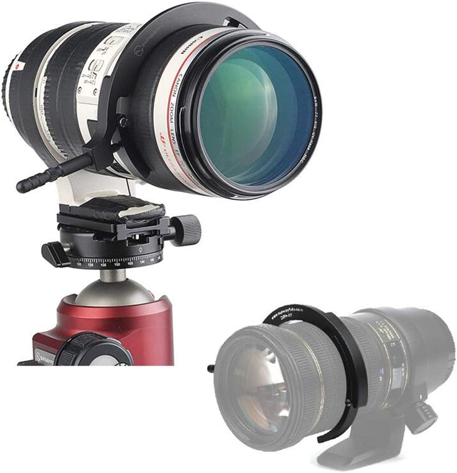 Sunwayfoto Focusing Ring w//Handle F// 68-76MM Lens Focus Ring Wrench for CPL//CNC