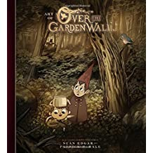 Art of Over the Garden Wall